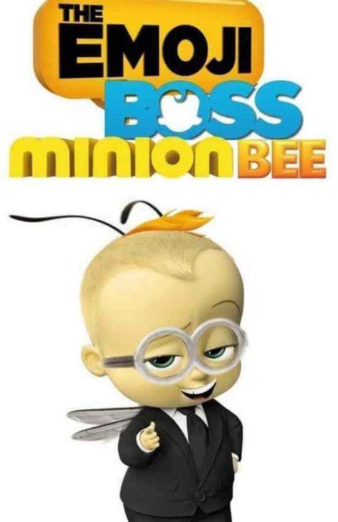 bee film emoji the emoji boss minion bee emoji internet meme know