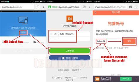 tutorial menggunakan xiaomi redmi 2 tutorial lengkap cara unlock bootloader xiaomi redmi 3