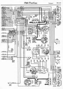 wiring diagrams of 1964 pontiac tempest part 2 circuit wiring diagrams