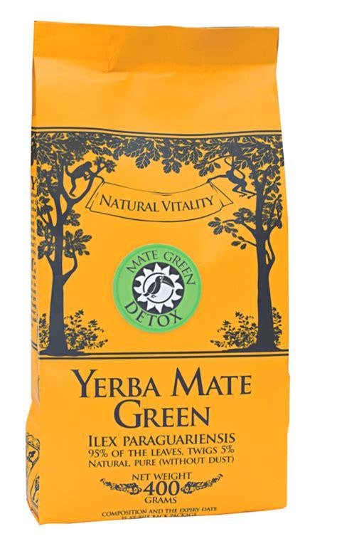 Yerba Mate Detox by Yerba Mate Green Detox 400 Gram Yerbamate Thee Nl