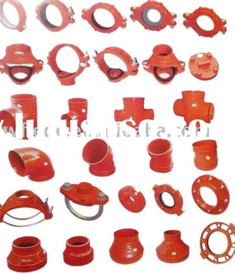Reducing 2x1 12 Pvc Sch80 Ansi Standard pipe fittings fm ul ductile iron adapter flange lede