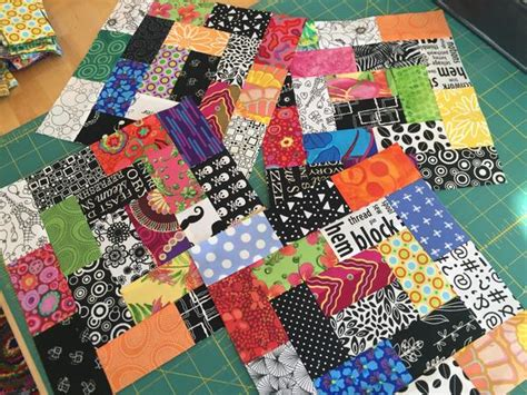 scrappy and happy quilts limited palette tons of books canton quilt works