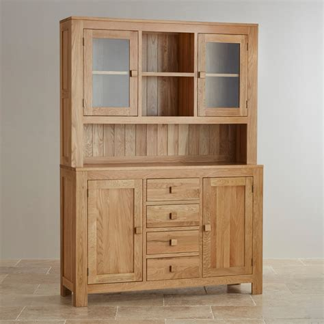 Oak Dresser Uk by Oakdale Large Dresser In Solid Oak