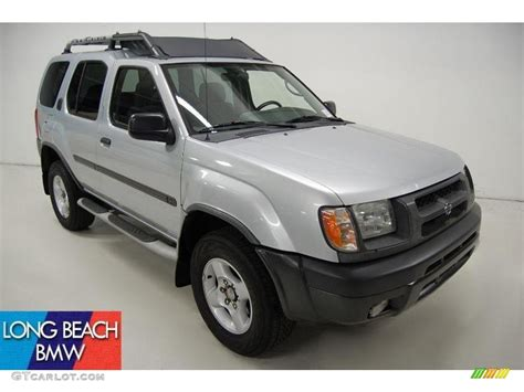 2001 silver metallic nissan xterra se v6 47402162 gtcarlot car color galleries