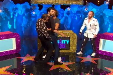 celebrity juice be in the audience celebrity juice goes x rated as rylan is double juiced