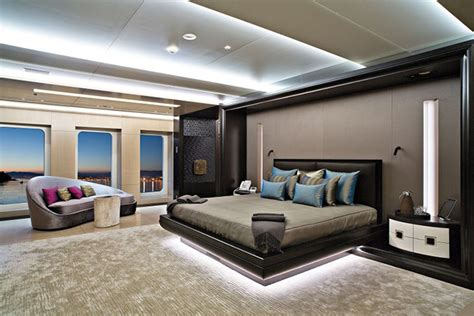 Latest Home Exterior Design Trends 2015 the outstanding interior design of the mogambo super yacht