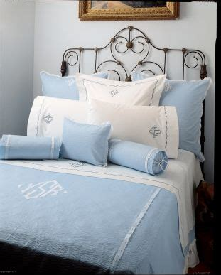 25 best ideas about monogram bedding on bed
