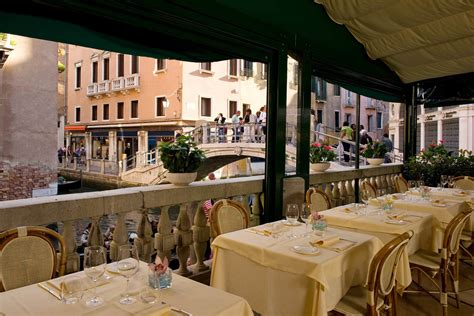 traditional restaurant in venice la terrazza venice