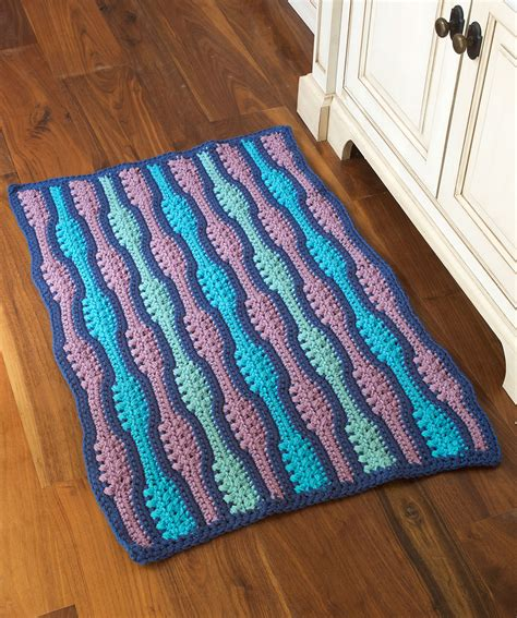 Add Some Color To Your Floor With These Rugs Beautiful Crochet Rug Pattern Free