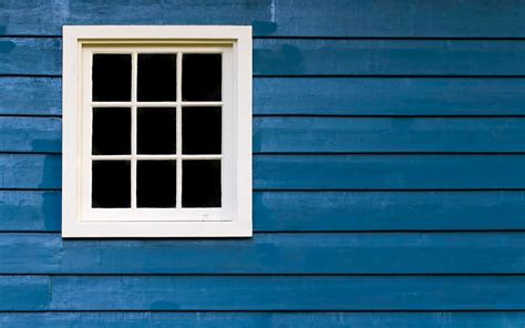 house window white window blue house style wallpaper 1680x1050 22100