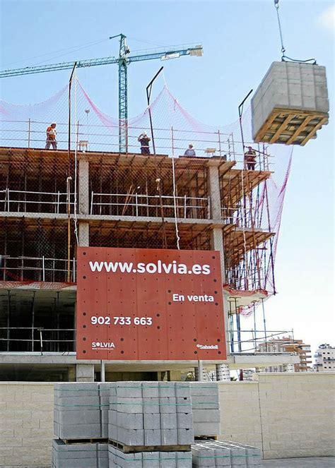 viviendas de banco sabadell el sabadell invierte 150 millones para construir 1 182
