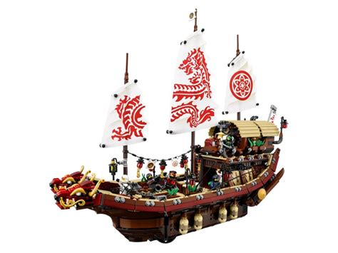 lego boat movie first look at the lego ninjago movie sets