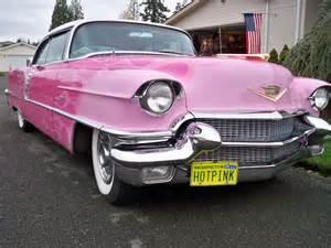 1956 Pink Cadillac Pink Cadillac 1956 Coup De Ville Vehicular Dreams