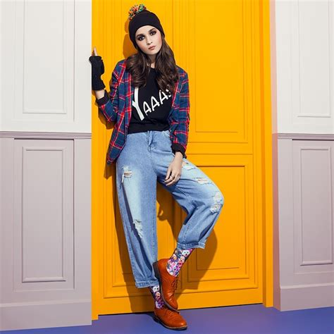 Jabong Gift Card - alia bhatt for jabong 2015 shop autumn winter collections online