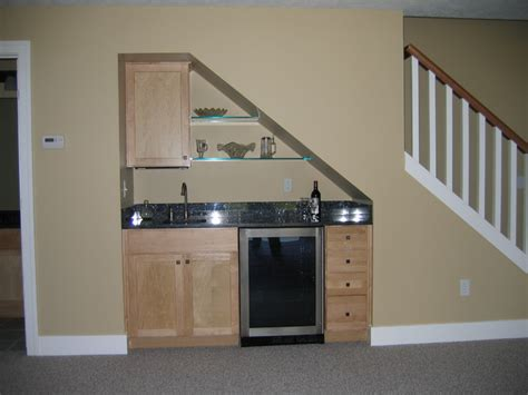 Kitchen Design With Basement Stairs Image Design Miscellaneous Photo S Traditional Basement Grand Rapids By Image Design Llc