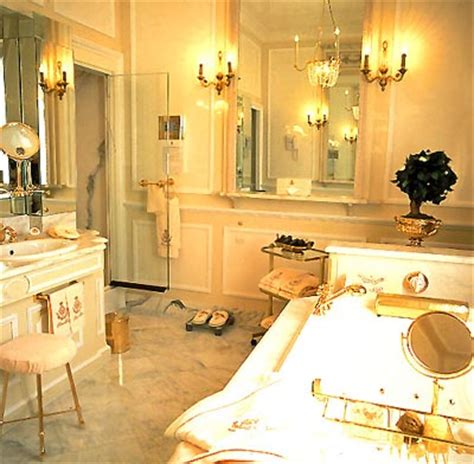 coco chanel bathroom passion for luxury prestigious suites at the ritz paris