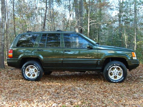 1997 Grand Jeep 1997 Jeep Grand Information And Photos