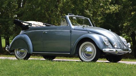 Most Expensive Vw by Top 5 Most Expensive Volkswagen Beetles Cars Catawiki