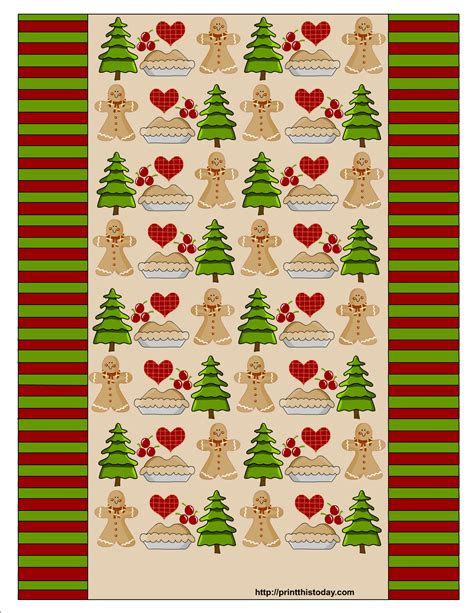 printable chocolate wrapping paper free printable christmas candy wrappers