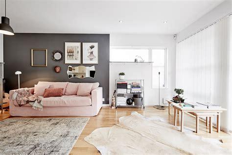 incre 237 bles salones en color gris de estilo n 243 rdico - Salones Color