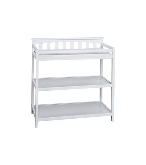 child craft changing table child craft flat top changing table in matte white