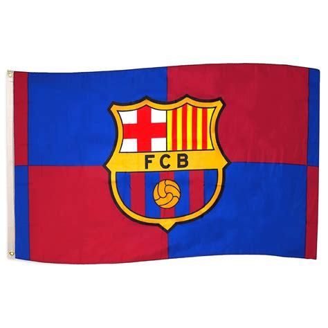 barcelona flag fc barcelona flag