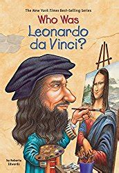 biography of leonardo da vinci book amazon com roberta edwards books biography blog