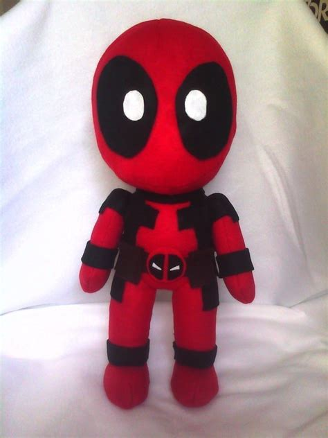 Reasonably Priced Home Decor deadpool plushie 183 a character plushie 183 needlework