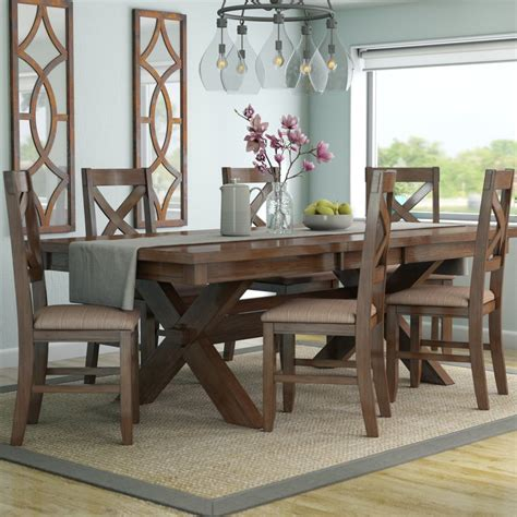 cottage dining room sets cottage country kitchen dining room sets you ll love
