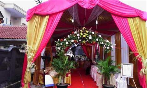 Sewa Tenda Hajatan jual tenda pernikahan perkawinan hajatan bendi