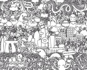 doodle coloring pages free doodle coloring pages coloring home