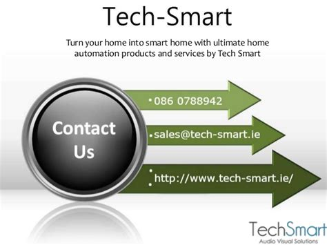 home automation smart home system tech smart