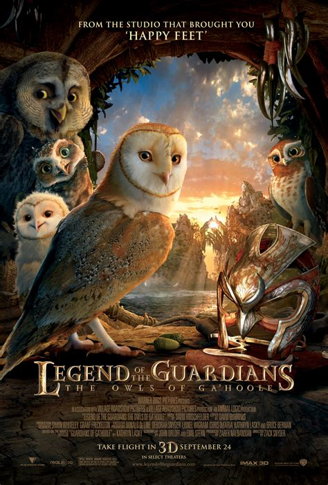 Owl Guardian legend of the guardians the owls of ga hoole images