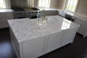 white marble countertop globe bath kitchen