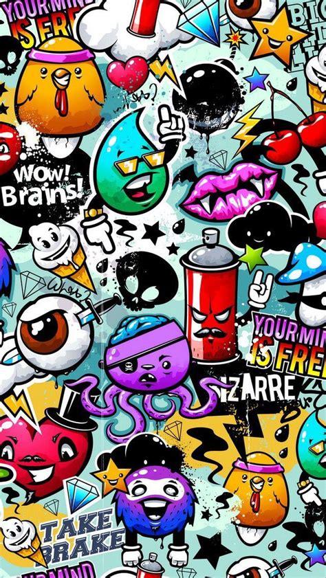 cartoon graffiti wallpaper best 25 graffiti wallpaper ideas on pinterest graffiti