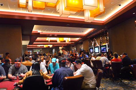 live poker room poker pros enjoy high stakes poker room at md live wtop