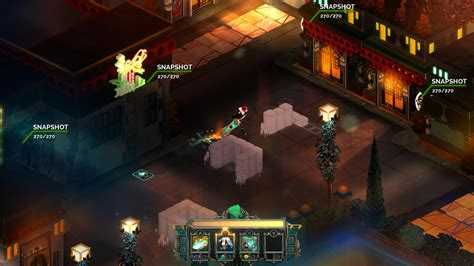 like transistor bastion unity community