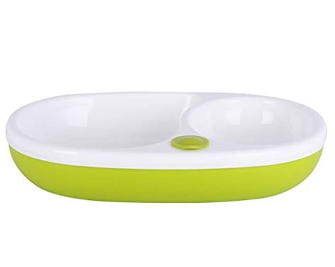 Baby Safe Feeding Plate With Skid Base compare price to baby warming feeding dish dreamboracay