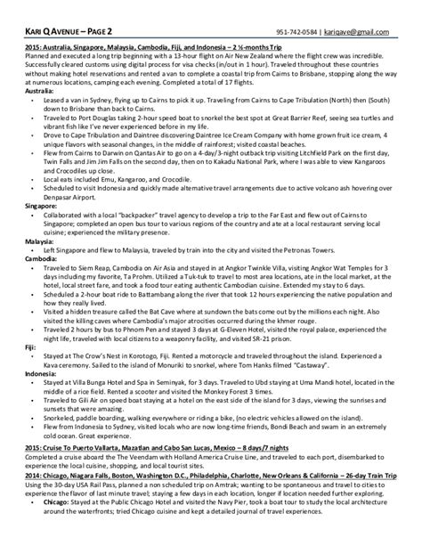 Resume Guide by Tour Guide Resume Resume Ideas