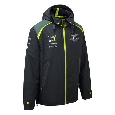 aston martin racing team aston martin racing team lightweight jacket 2017
