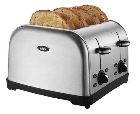 Four Toast Toaster Oster Tssttrwf4s 4 Slice Toaster Review Home Gadgets