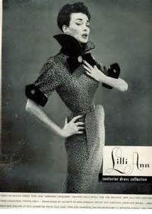 1950s fashion for women