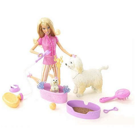 puppies playset clean up pup n4890 taffy puppy tub playset