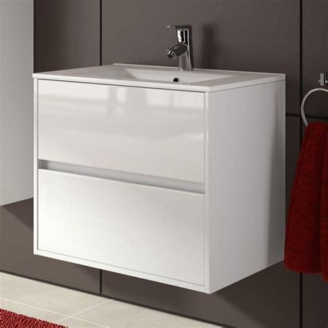 agréable Meuble Vasque Salle De Bain 70 Cm #1: meuble-salle-de-bain-70-cm-2-tiroirs-plan-vasque-porcelaine-blanc-aliso-.jpg