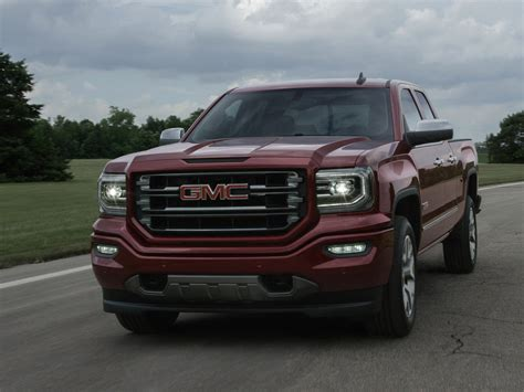 at gmc the new 2016 gmc truck will feature a more
