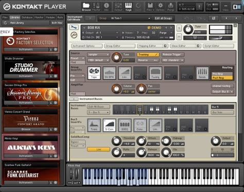 full version kontakt player kontakt 5 player download