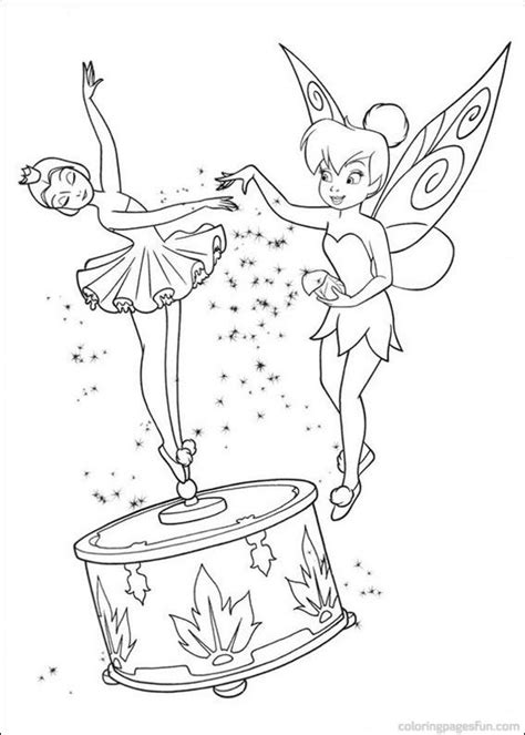 tinkerbell birthday coloring pages tinkerbell coloring pages 57 colouring pages for kids