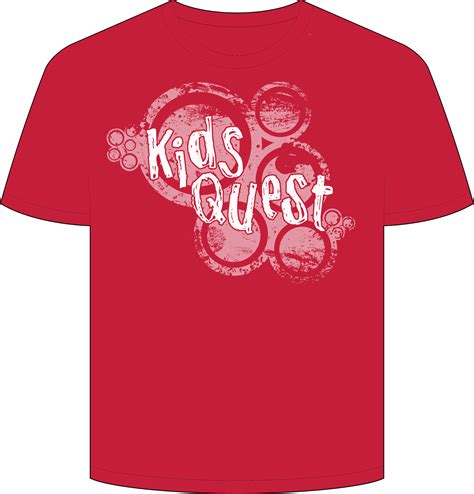 t shirt layout online new kids quest t shirt design childrens ministry online