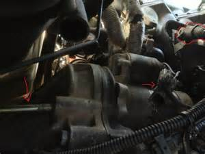 Nissan Titan Starter Where Is The Starter Located On A 2007 Nissan Titan