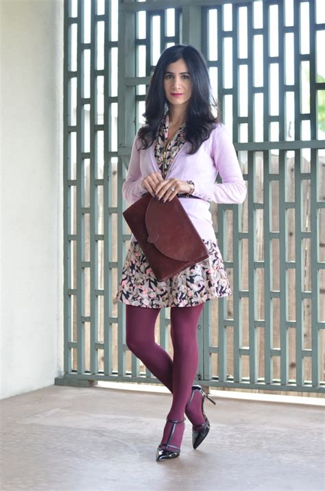 colored tights how to wear colored tights a vintage splendor